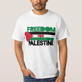 Libertad para Palestina Camisas
