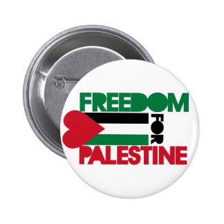 Libertad para Palestina Pin