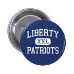 Libertad - patriotas - alta - Issaquah Washington Pin
