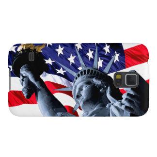 Libertad patriótica de las barras y estrellas