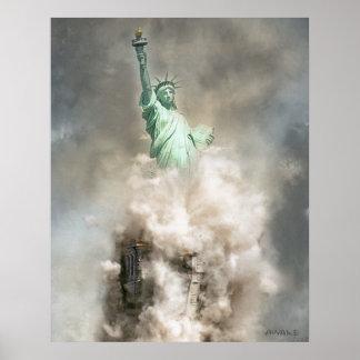 Libertad perdida póster