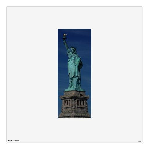 Libertad que aclara el mundo - estatua de la liber