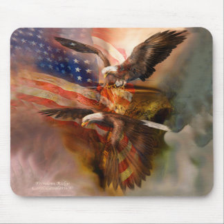 Libertad Ridge - arte Mousepad de Eagle Tapete De Ratones