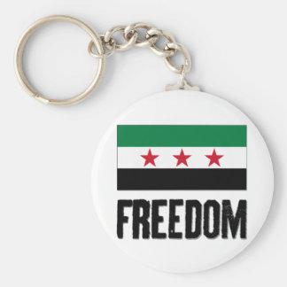 Libertad - Siria Llaveros