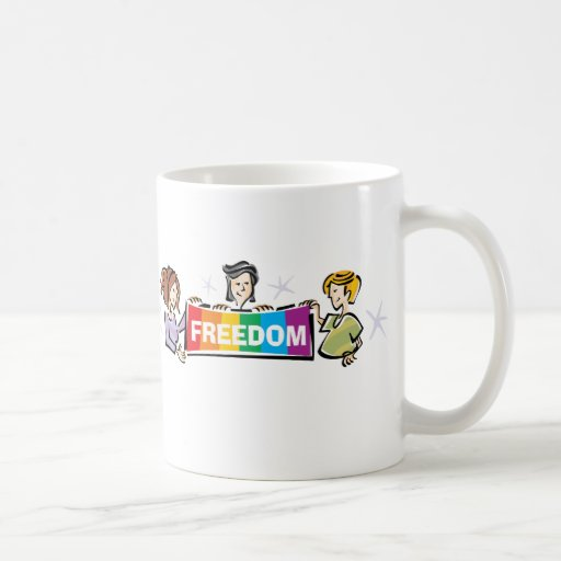 Libertad Taza De Café