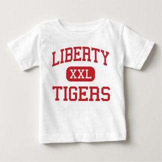 Libertad - tigres - escuela secundaria - montones polera