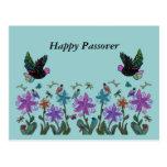 Libertad verdadera del Passover Tarjetas Postales