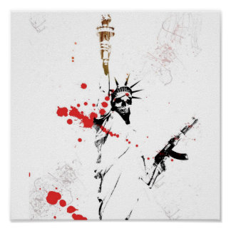 Libertad y muerte póster