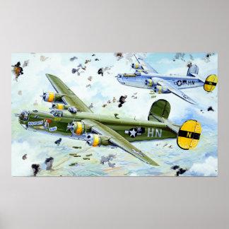 LIBERTADOR B-24 POSTERS