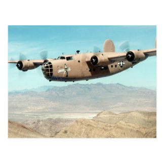 Libertador B-24 Postales