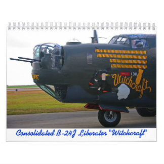 Libertador Calenda6 de 2016 B-24J Calendario