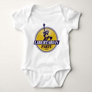 Libertarian Baby Bodysuit