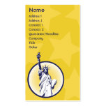 Libertarian - Business Double-Sided Standard Business Cards (Pack Of 100)