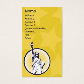 Libertarian - Business Business Card