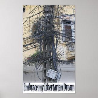 Libertarian Dream Poster