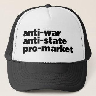 Libertarian Hyphenated Hat