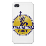 Libertarian iPhone 4 Cover