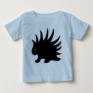 libertarian Liberal Pig-spin of black color Baby T-Shirt