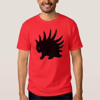 libertarian Liberal Pig-spin of black color T Shirt