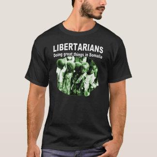 Libertarian Oaf Tee