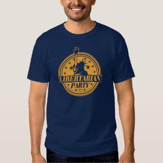 Libertarian Party 1971 T-shirt