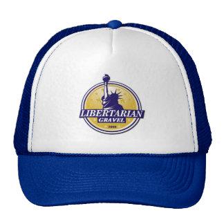 Libertarian Party GRAVEL Hat LP Denver