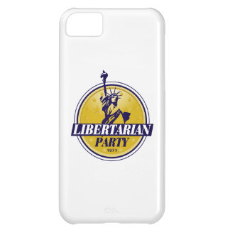 Libertarian Party Logo Politics Cover For iPhone 5C