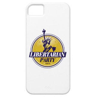 Libertarian Party Logo Politics iPhone SE/5/5s Case