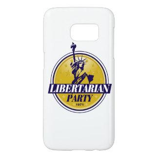 Libertarian Party Logo Politics Samsung Galaxy S7 Case
