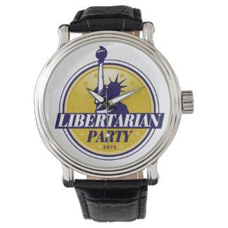 Libertarian Party Logo Watch