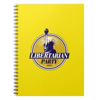 Libertarian Party Notebook