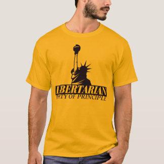 Libertarian Party of PrincipleT-shirt T-Shirt