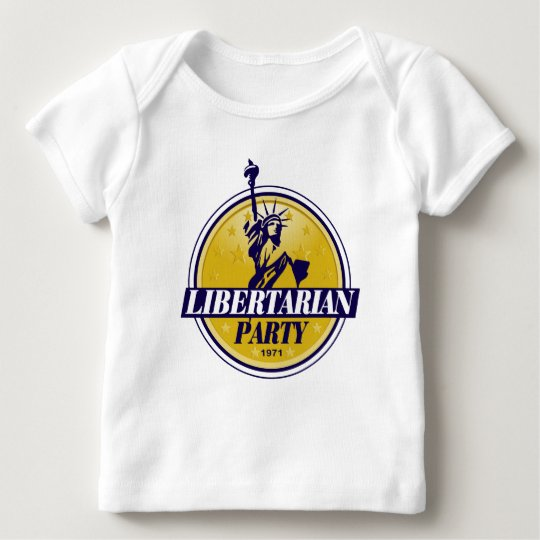 Libertarian Political Party Logo Baby T-Shirt