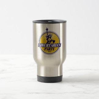 Libertarian Political Party Logo 15 Oz Stainless Steel Travel Mug