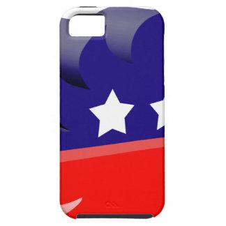 Libertarian porcupine 3D iPhone 5 Covers