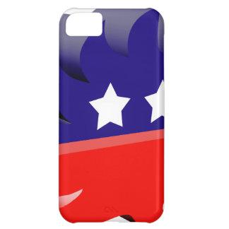 Libertarian porcupine 3D iPhone 5C Case