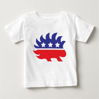 libertarian porcupine baby T-Shirt