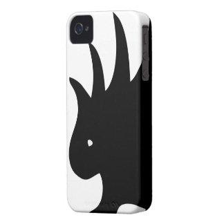 Libertarian Porcupine - M2 Case-Mate iPhone 4 Case