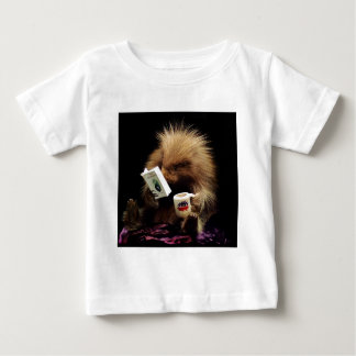 Libertarian Porcupine Mascot Civil Disobedience Baby T-Shirt