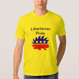 Libertarian Pride Tee Shirt