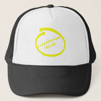 LibertarianInside Trucker Hat