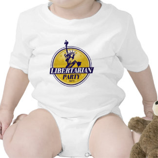 Libertario Trajes De Bebé