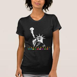 Libertario Camisetas