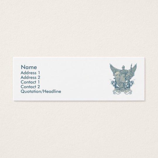 Libertas Blue Profile Card
