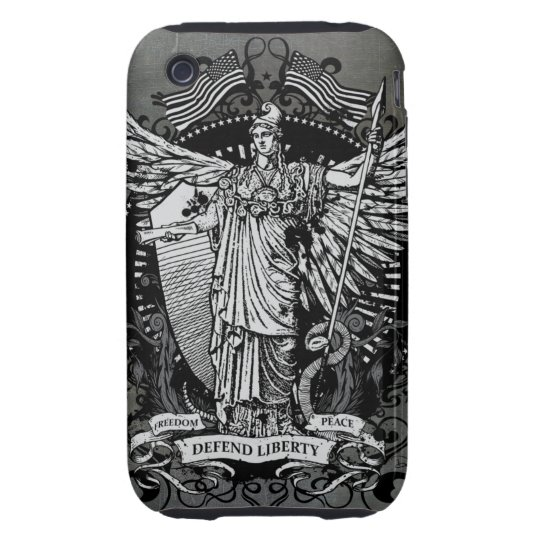 Libertas iPhone 3 Case