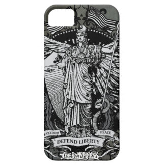 Libertas Lady Liberty Case iPhone 5 Cases