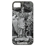 Libertas Lady Liberty Case iPhone 5 Cover