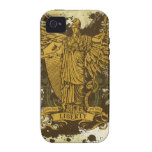 Libertas Lady Liberty Case-Mate Case Vibe iPhone 4 Case