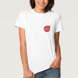 "Libertas Women, T-Shirt White ""A YouTube Networ..."