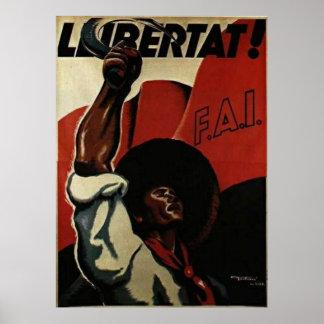 ¡Libertat! cártel (poster)